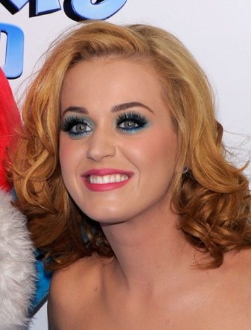 Katy Parry premiere di The Smurf