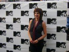Cristina Donà posa per MTV Days