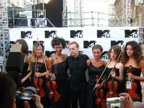 Mauro Ermanno Giovanardi e orchestra
