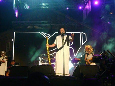 MTV Days 2011 - Caparezza