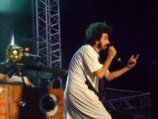 Caparezza - performance agli MTV Days 2011