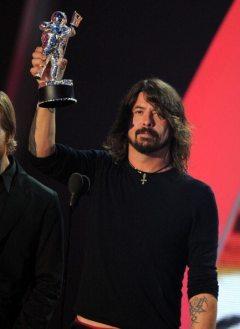 Dave Grohl agli MTV VMA 2011