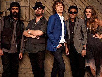 I SuperHeavy di Mick Jagger svelano la tracklist dell'album di debutto