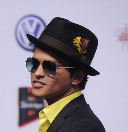 Bruno Mars canta l'amore dannato in Breaking Dawn