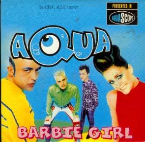"""""""Barbie Girl"""" degli Aqua la canzone più brutta degli anni '90?"""