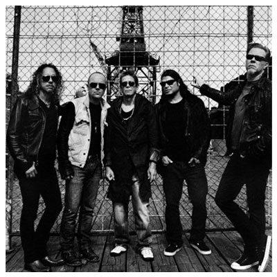 Lou Reed e Metallica stasera ospiti di Fabio Fazio