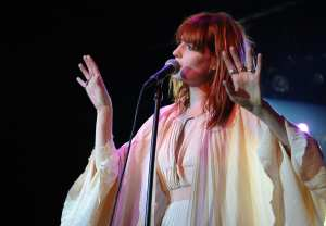 Florence Welch - Spin's 2010 Year in Music