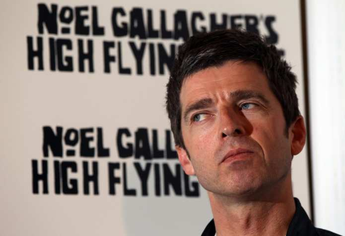 Streaming di Noel Gallagher's High Flying Birds in anteprima
