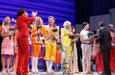 Mamma Mia Premiere Roma  © Elisabetta Villa/Getty Images