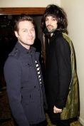 Sergio Pizzorno and Tom Meighan dei Kasabian| © Dave Hogan/Getty Images