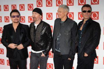 U2 - Q Awards   © Chris Jackson/Getty Images