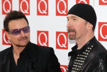 Bono & The Edge   © Chris Jackson/Getty Images