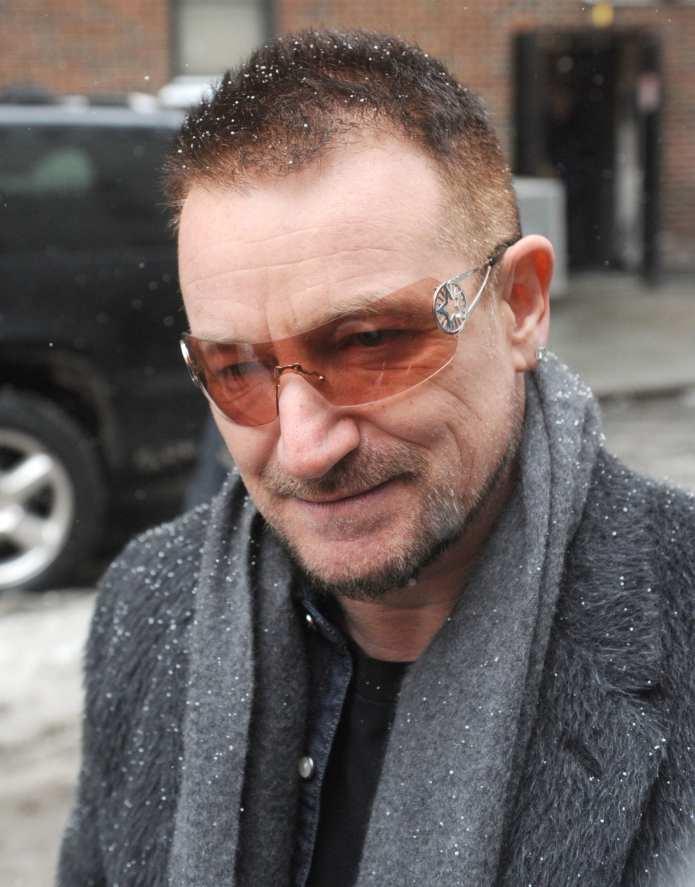 Bono Vox ipotizza uno stop per gli U2