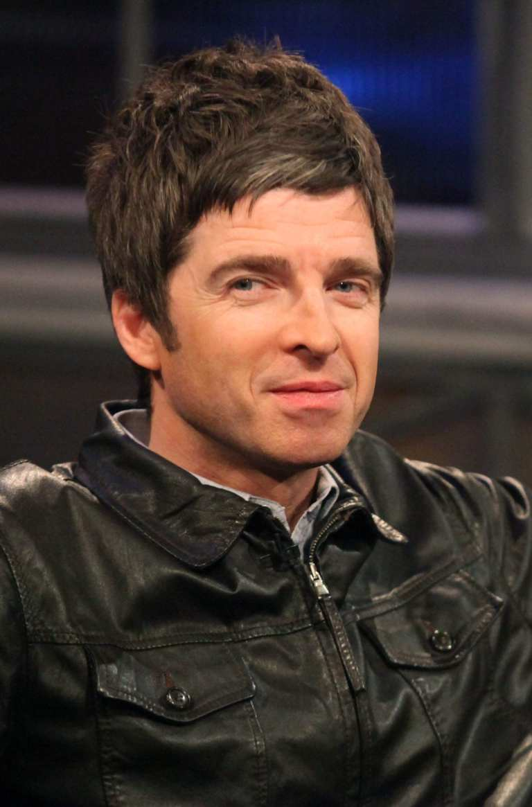 "Noel Gallagher feat Amorphous Androgynous: ""Shoot A Hole Into The Sun"""