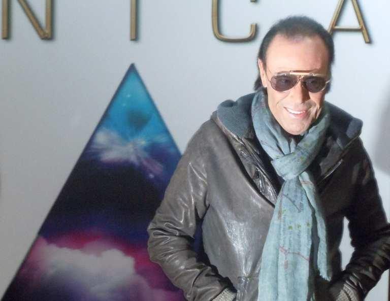 """Antonello Venditti """"Unica"""": la conferenza stampa"""