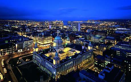 Road To MTV EMA 2011: Belfast, la città ospitante