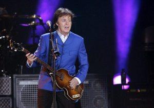 Paul McCartney   © PATRICK KOVARIK/AFP/Getty Images