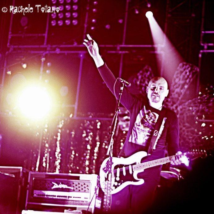 Billy Corgan Milano concerto   © Rachele Totaro