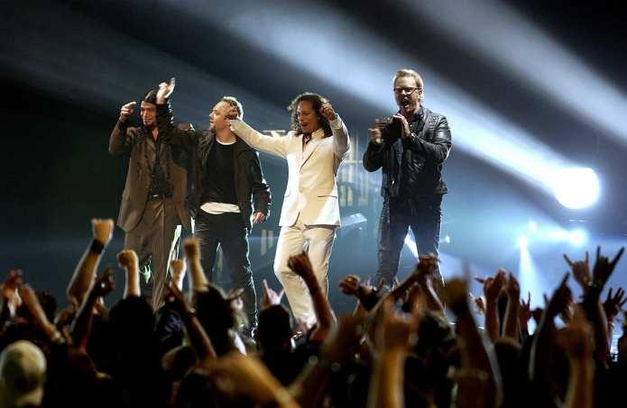Metallica, Black Album in concerto a Udine