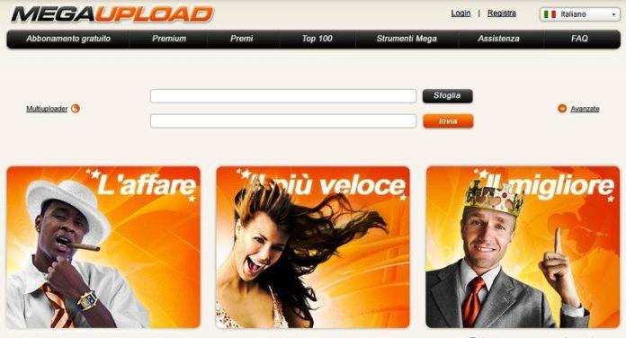 Megaupload chiuso per violazione del Copyright. Troppi interessi per il file sharing