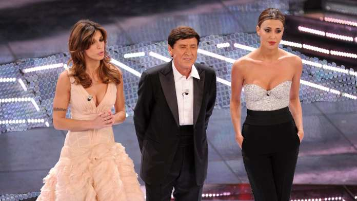 Sanremo 2012: Rodriguez e Canalis al posto della Mrazova, sì al playback