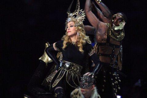 Madonna - Super Bowl XLVI Halftime Show | © Christopher Polk/Getty Images