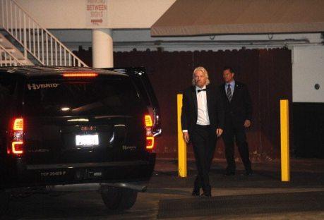 Richard Branson al Beverly Hilton Hotel | © ROBYN BECK/AFP/Getty Images