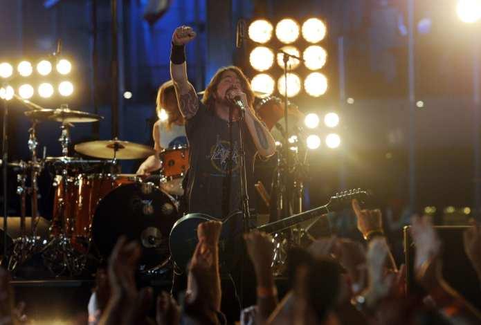 Foo Fighters, ecco le prime date del tour 2015