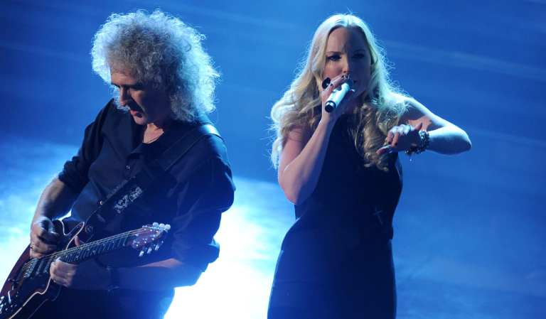 Sanremo 2012, Brian May infiamma l'Ariston
