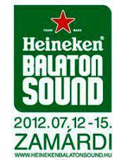 Heineken Balaton Sound 2012: la line-up del festival elettronico