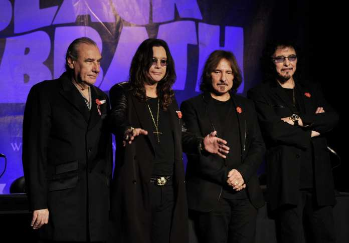 Tony Iommi, un messaggio per i fan dei Black Sabbath