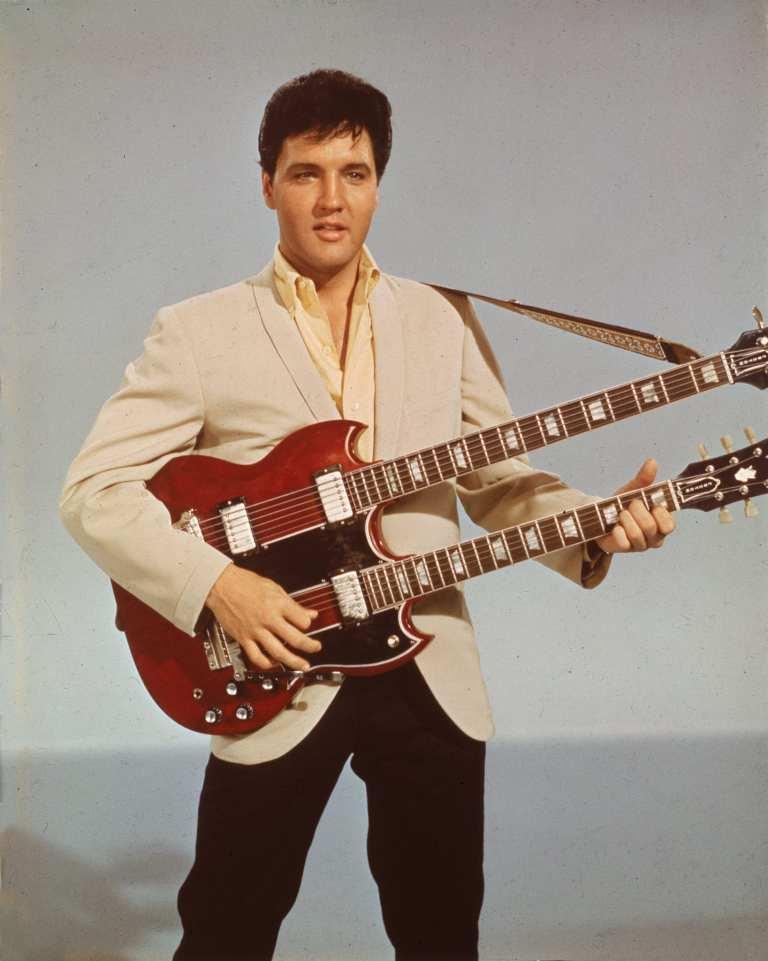 40 anni fa moriva Elvis Presley, il Re del rock'n'roll