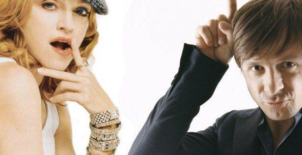 Martin Solveig accompagnerà Madonna nel tour italiano