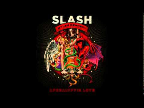 "Slash: ascolta ""You're A Lie"" primo singolo da ""Apocalyptic Love"""
