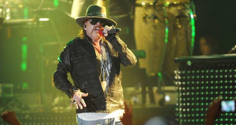 Rock N' Roll Hall Of Fame, Axl Rose si scusa su Twitter per il rifiuto