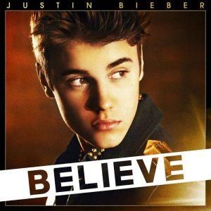 "Justin Bieber - ""Believe"" - Artwork Versione Deluxe"