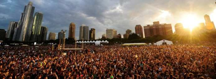 Lollapalooza 2012, la line-up: Black Keys, Black Sabbath e RHCP