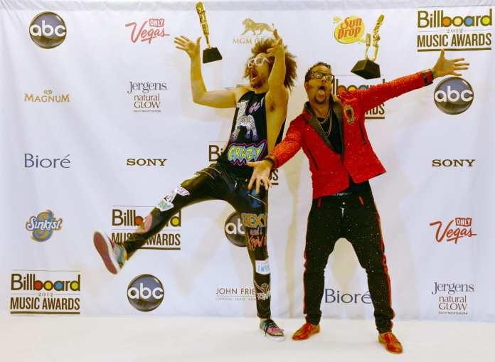 Ai Billboard Music Awards 2012 Adele e LMFAO i più premiati