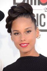 Alicia Keys all'arrivo | © Frazer Harrison/Getty Images