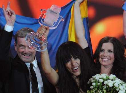 La vittoria di Loreen   © VYACHESLAV OSELEDKO/AFP/GettyImages
