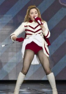 Madonna live Tel Aviv | © JACK GUEZ/AFP/GettyImages