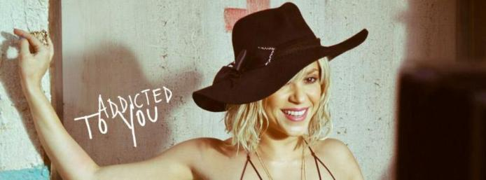 "Shakira sensuale nel video di ""Addicted To You"""