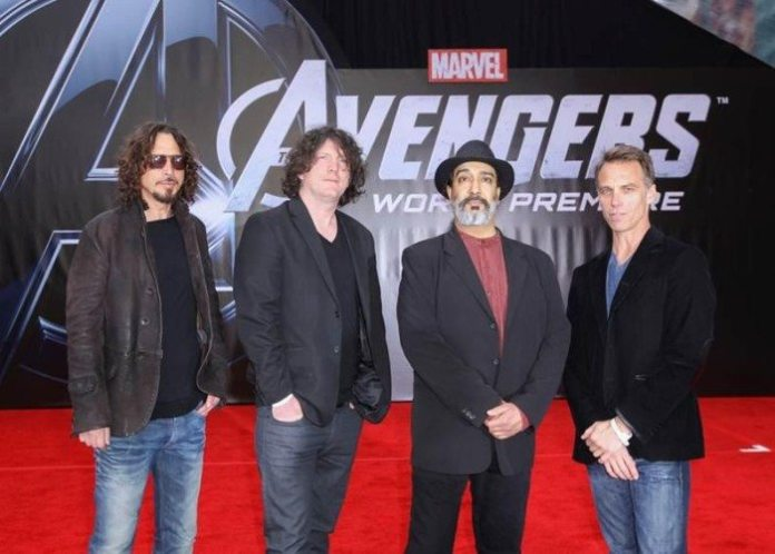 "Soundgarden, il video di ""Live to Rise"" per ""The Avengers"""