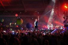Luci e colori per i Coldplay | © Paolo Palladino