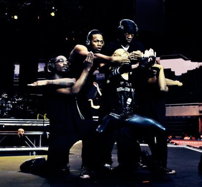 Madonna Tour 2012