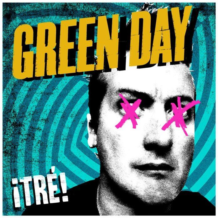 I Green Day chiudono la trilogia con l'artwork di ¡Tré!