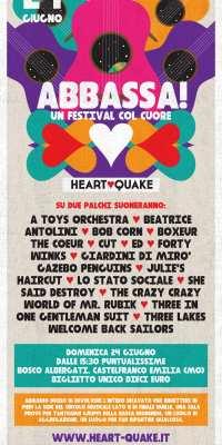 ABBASSA!: un festival col cuore