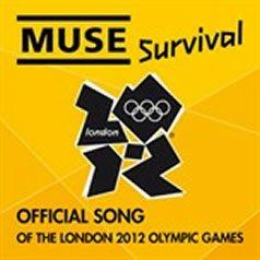 "Muse ""Survival"" Artwork"