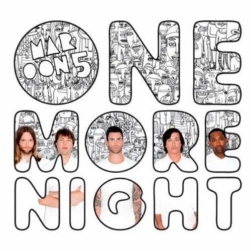 """Maroon 5, """"One More Night"""" è il nuovo singolo da """"Overexposed"""""""