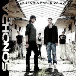 Sonohra - La storia parte da Qui - Artwork